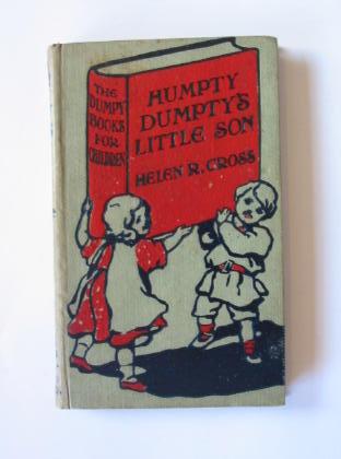 Photo of HUMPY DUMPTY'S LITTLE SON written by Cross, Helen Reid published by Chatto & Windus (STOCK CODE: 725093)  for sale by Stella & Rose's Books