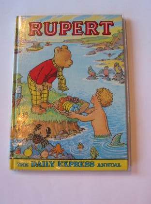 Photo of RUPERT ANNUAL 1975 illustrated by Cubie, Alex published by Daily Express (STOCK CODE: 725606)  for sale by Stella & Rose's Books