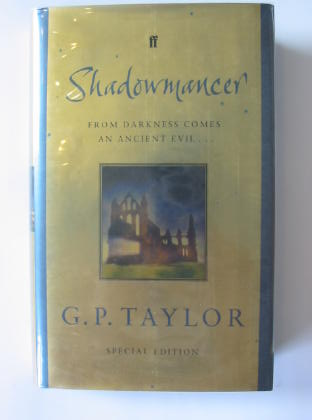 Photo of SHADOWMANCER written by Taylor, G.P. published by Faber & Faber Ltd. (STOCK CODE: 726797)  for sale by Stella & Rose's Books