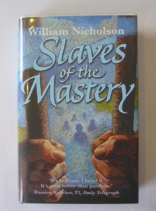 Photo of SLAVES OF THE MASTERY written by Nicholson, William published by Mammoth (STOCK CODE: 726895)  for sale by Stella & Rose's Books