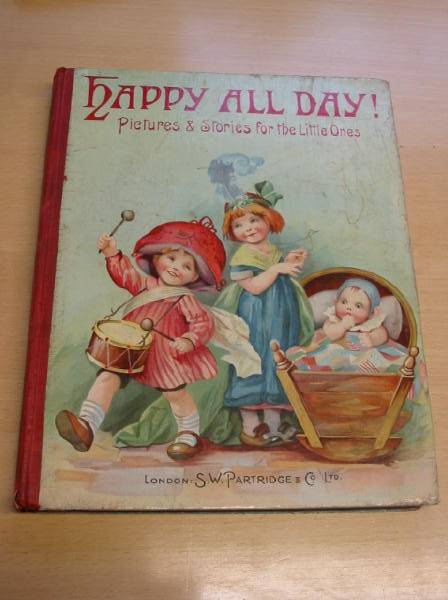 Photo of HAPPY ALL DAY!- Stock Number: 728251