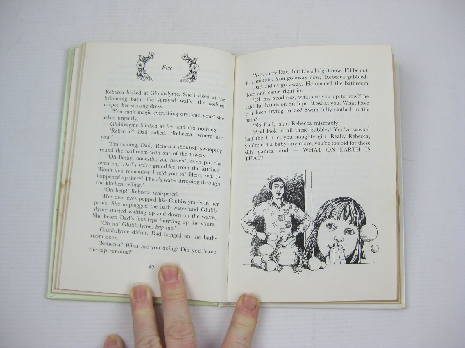 Photo of GLUBBSLYME written by Wilson, Jacqueline published by Oxford University Press (STOCK CODE: 728520)  for sale by Stella & Rose's Books