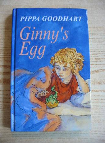 Photo of GINNY'S EGG written by Goodhart, Pippa illustrated by Brouwer, Aafke published by Heinemann Young Books (STOCK CODE: 731173)  for sale by Stella & Rose's Books
