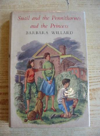 Photo of SNAIL AND THE PENNITHORNES AND THE PRINCESS written by Willard, Barbara illustrated by Fletcher, Geoffrey S. published by The Epworth Press (STOCK CODE: 731683)  for sale by Stella & Rose's Books