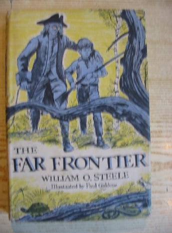 Photo of THE FAR FRONTIER written by Steele, William O. illustrated by Galdone, Paul published by Macmillan & Co. Ltd. (STOCK CODE: 732184)  for sale by Stella & Rose's Books