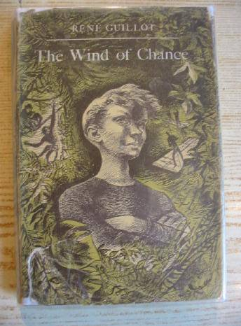 Photo of THE WIND OF CHANCE written by Guillot, Rene illustrated by Collot, Pierre published by Oxford University Press (STOCK CODE: 732185)  for sale by Stella & Rose's Books