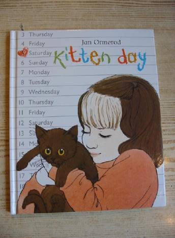 Photo of KITTEN DAY written by Ormerod, Jan illustrated by Ormerod, Jan published by Walker Books (STOCK CODE: 732277)  for sale by Stella & Rose's Books