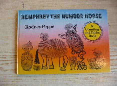Photo of HUMPHREY THE NUMBER HORSE written by Peppe, Rodney illustrated by Peppe, Rodney published by Methuen Children's Books (STOCK CODE: 732282)  for sale by Stella & Rose's Books
