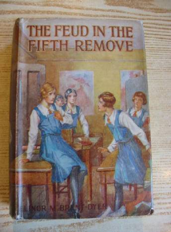 Photo of THE FEUD IN THE FIFTH REMOVE written by Brent-Dyer, Elinor M. illustrated by Silas, Ellis published by The Religious Tract Society, Girl's Own Paper (STOCK CODE: 732298)  for sale by Stella & Rose's Books