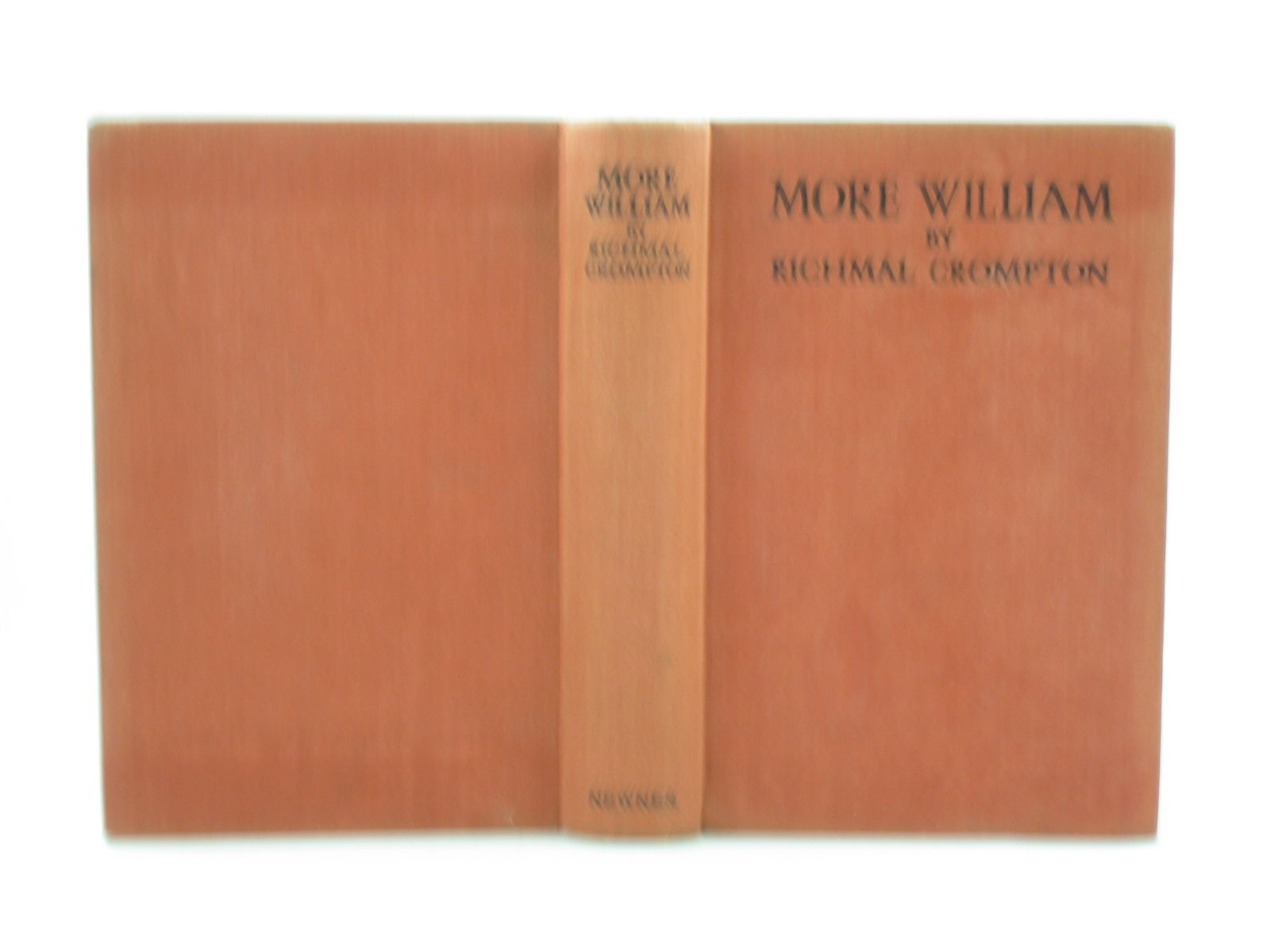 Photo of MORE WILLIAM written by Crompton, Richmal illustrated by Henry, Thomas published by George Newnes Limited (STOCK CODE: 732891)  for sale by Stella & Rose's Books
