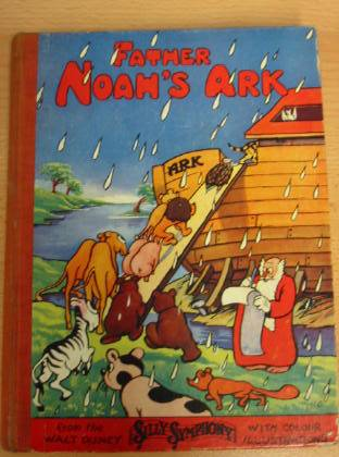 Photo of FATHER NOAH'S ARK written by Disney, Walt illustrated by Disney, Walt published by Birn Brothers Ltd. (STOCK CODE: 733679)  for sale by Stella & Rose's Books