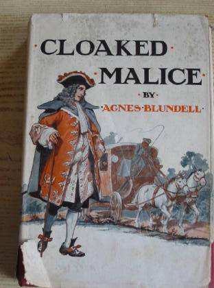 Photo of CLOAKED MALICE written by Blundell, Agnes illustrated by Robinson, T.H. published by Hollis & Carter (STOCK CODE: 734545)  for sale by Stella & Rose's Books