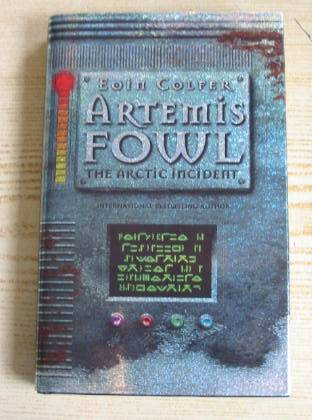 Photo of ARTEMIS FOWL THE ARCTIC INCIDENT- Stock Number: 735024