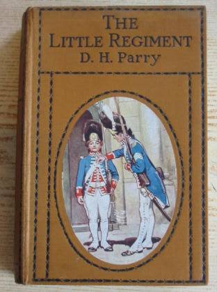 Photo of THE LITTLE REGIMENT written by Parry, D.H. illustrated by Brock, H.M. published by Cassell & Co. Ltd. (STOCK CODE: 735517)  for sale by Stella & Rose's Books