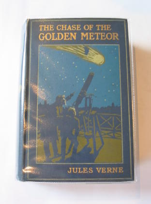 Photo of THE CHASE OF THE GOLDEN METEOR- Stock Number: 735686