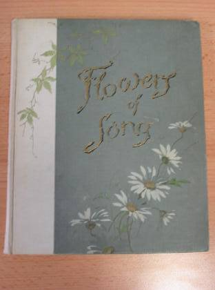 Photo of FLOWERS OF SONG illustrated by Weatherly, Fred published by Ernest Nister (STOCK CODE: 735729)  for sale by Stella & Rose's Books