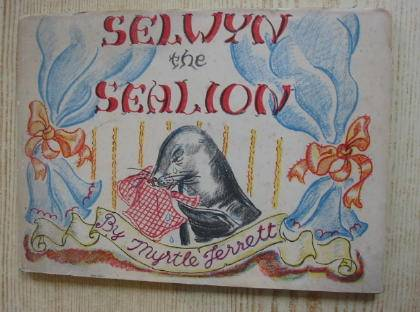 Photo of SELWYN THE SEALION- Stock Number: 736197