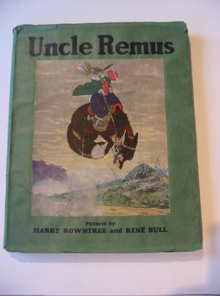 Photo of UNCLE REMUS OR THE STORY OF MR. FOX AND BRER RABBIT- Stock Number: 737200