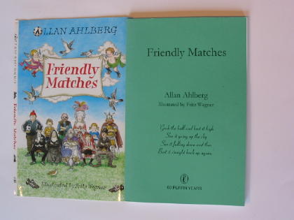 Photo of FRIENDLY MATCHES- Stock Number: 737797