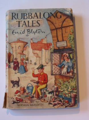 Photo of RUBBALONG TALES written by Blyton, Enid illustrated by Meredith, Norman published by Macmillan & Co. Ltd. (STOCK CODE: 737850)  for sale by Stella & Rose's Books