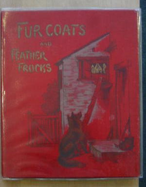 Photo of FUR COATS AND FEATHER FROCKS written by Bingham, Clifton Cuthell, Edith E. Vredenburg, Edric et al,  illustrated by Foster, W. et al.,  published by Ernest Nister (STOCK CODE: 737967)  for sale by Stella & Rose's Books