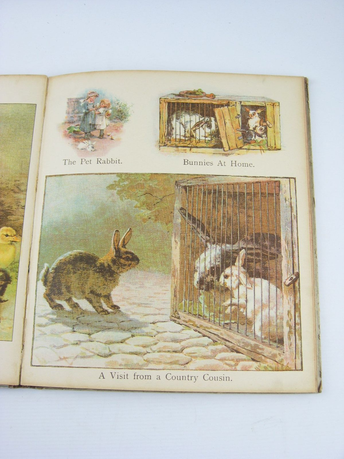 Photo of THE LITTLE PEOPLE'S SCRAP BOOK published by Ernest Nister (STOCK CODE: 738413)  for sale by Stella & Rose's Books