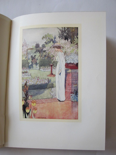 Photo of OUR SENTIMENTAL GARDEN written by Castle, Agnes Castle, Egerton illustrated by Robinson, Charles published by William Heinemann (STOCK CODE: 738535)  for sale by Stella & Rose's Books
