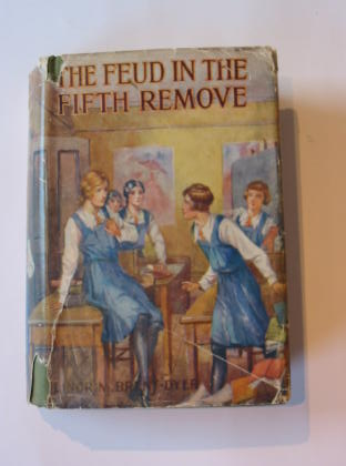 Photo of THE FEUD IN THE FIFTH REMOVE written by Brent-Dyer, Elinor M. illustrated by Silas, Ellis published by The R.T.S. Office (STOCK CODE: 739544)  for sale by Stella & Rose's Books