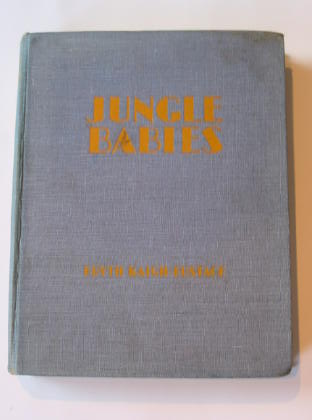 Photo of JUNGLE BABIES written by Kaigh-Eustace, Edyth illustrated by Bransom, Paul Nelson, Don published by Cassell & Company Ltd (STOCK CODE: 739794)  for sale by Stella & Rose's Books
