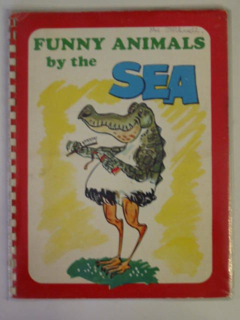 Photo of FUNNY ANIMALS BY THE SEA published by Top Sellers Ltd. (STOCK CODE: 800084)  for sale by Stella & Rose's Books