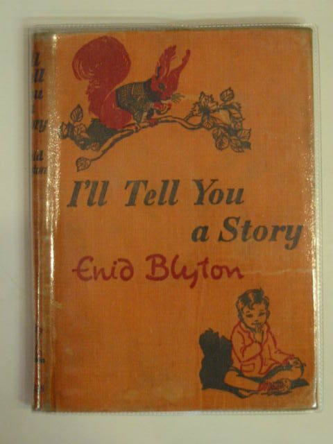 Photo of I'LL TELL YOU A STORY written by Blyton, Enid illustrated by Soper, Eileen published by MacMillan (STOCK CODE: 802615)  for sale by Stella & Rose's Books