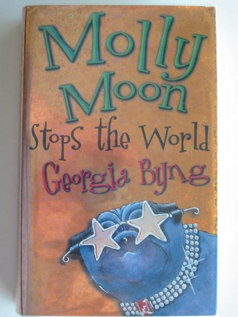 Photo of MOLLY MOON STOPS THE WORLD written by Byng, Georgia published by Macmillan Children's Books (STOCK CODE: 802860)  for sale by Stella & Rose's Books