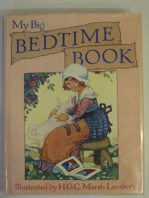 Photo of MY BIG BEDTIME BOOK illustrated by Lambert, H.G.C. Marsh published by Tiger Books (STOCK CODE: 803008)  for sale by Stella & Rose's Books