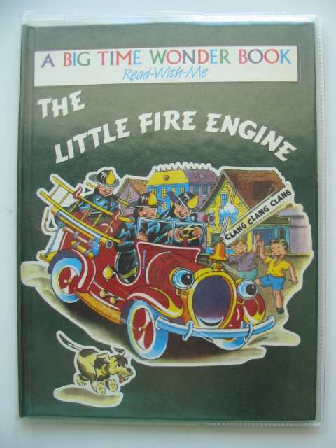 Photo of THE LITTLE FIRE ENGINE- Stock Number: 803097