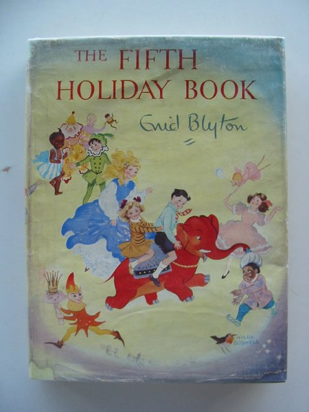 Photo of THE FIFTH HOLIDAY BOOK- Stock Number: 803120