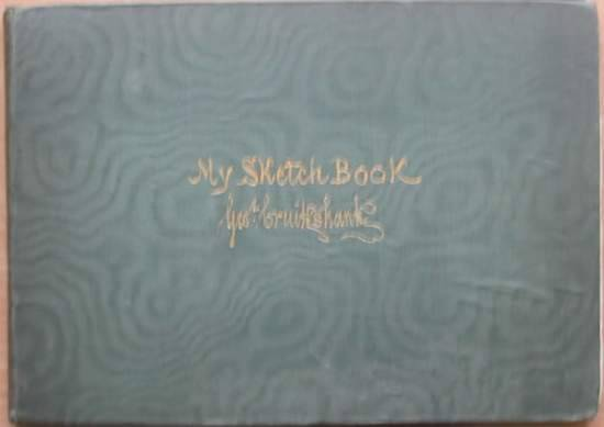 Photo of VOLUME 1 OF MY SKETCH BOOK- Stock Number: 803252
