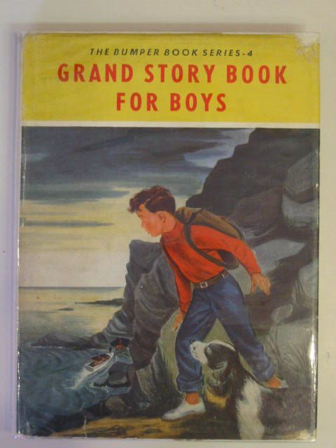 Photo of GRAND STORY BOOK FOR BOYS published by Beaver Books (STOCK CODE: 803253)  for sale by Stella & Rose's Books