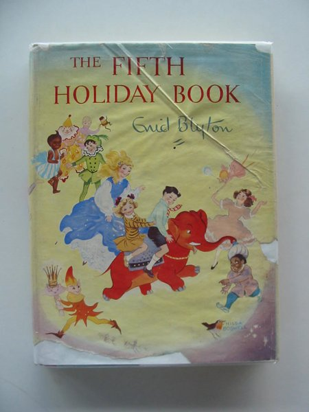 Photo of THE FIFTH HOLIDAY BOOK- Stock Number: 803977