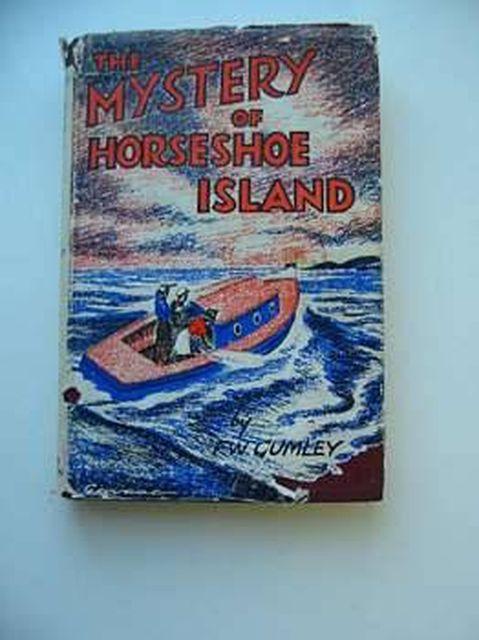 Photo of THE MYSTERY OF HORSESHOE ISLAND- Stock Number: 804370