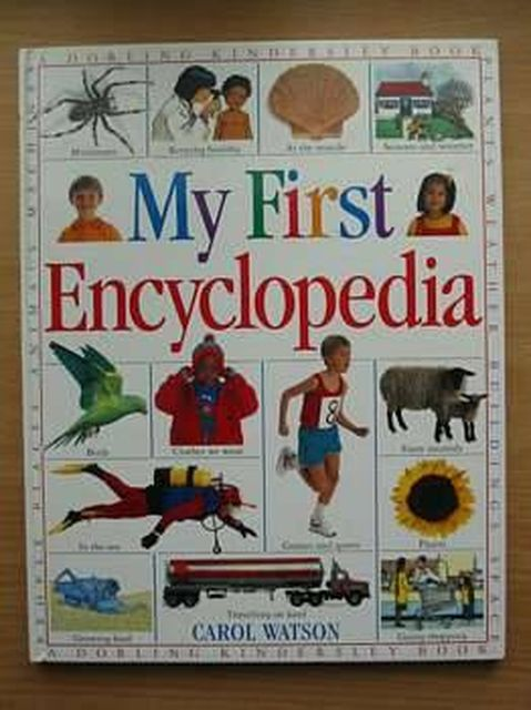Photo of MY FIRST ENCYCLOPEDIA- Stock Number: 804754
