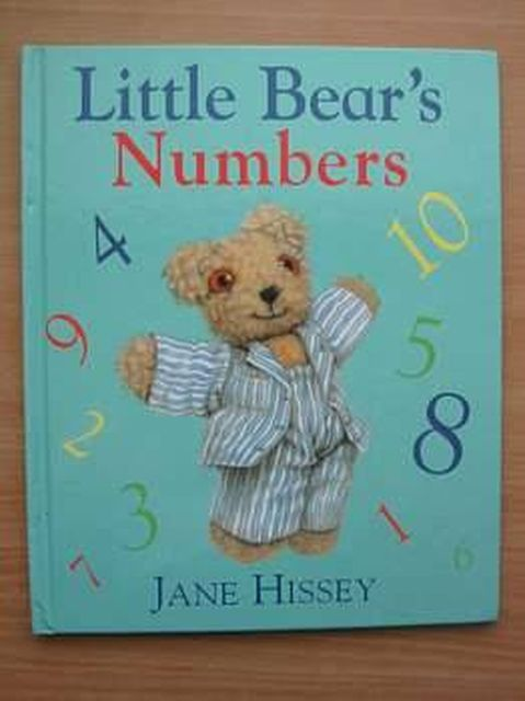 Photo of LITTLE BEAR'S NUMBERS- Stock Number: 804959