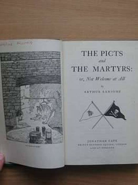 Photo of THE PICTS AND THE MARTYRS- Stock Number: 805278