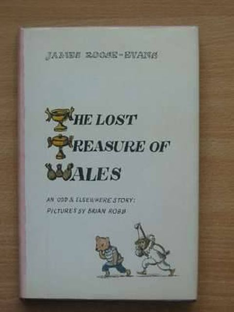 Photo of THE LOST TREASURE OF WALES- Stock Number: 805318