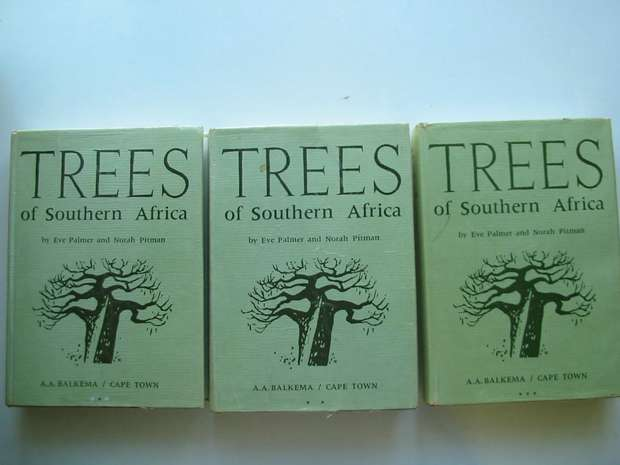 Photo of TREES OF SOUTHERN AFRICA written by Palmer, Eve<br />Pitman, Norah published by A.A. Balkema (STOCK CODE: 806267)  for sale by Stella & Rose's Books