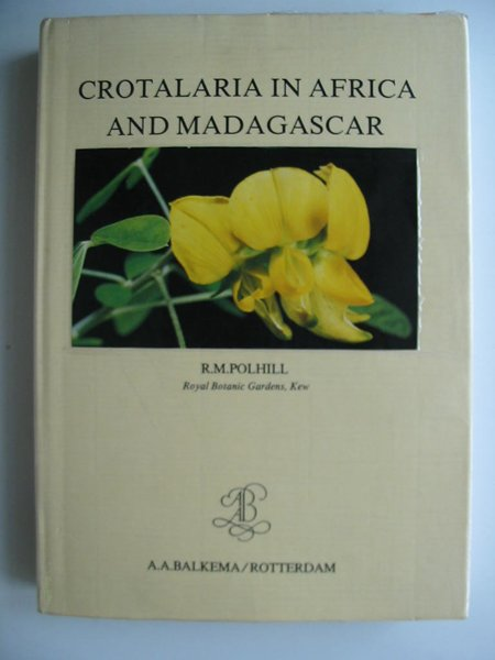 Photo of CROTALARIA IN AFRICA AND MADAGASCAR- Stock Number: 806269