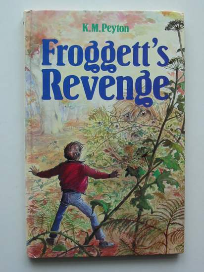 Photo of FROGGETT'S REVENGE written by Peyton, K.M. illustrated by Smith, Lesley published by Oxford University Press (STOCK CODE: 806439)  for sale by Stella & Rose's Books