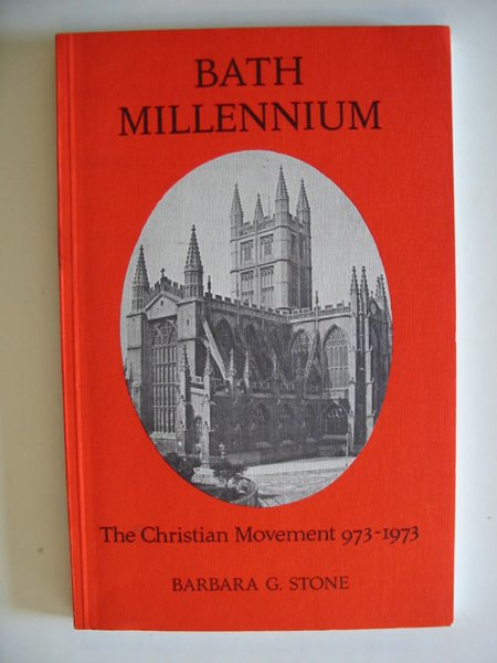 Photo of BATH MILLENIUM written by Stone, Barbara G. (STOCK CODE: 806614)  for sale by Stella & Rose's Books