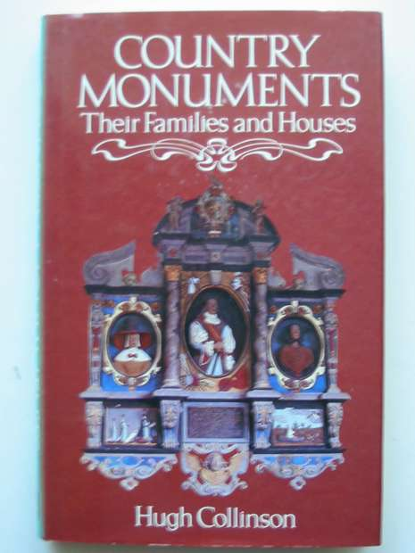 Photo of COUNTRY MONUMENTS written by Collinson, Hugh published by David & Charles (STOCK CODE: 806725)  for sale by Stella & Rose's Books