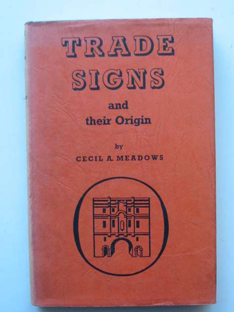 Photo of TRADE SIGNS AND THEIR ORIGIN- Stock Number: 806731