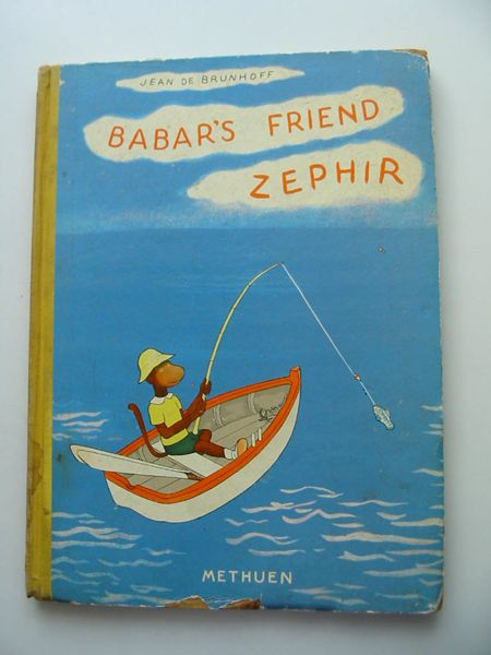Photo of BABAR'S FRIEND ZEPHIR- Stock Number: 806914